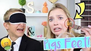 The ULTIMATE Sibling Challenge! | Sasha Morga thumbnail