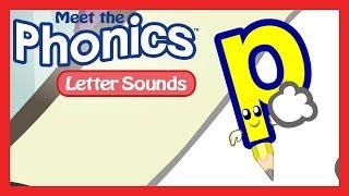Meet the Phonics Letter Sounds - p