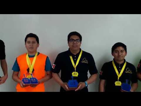 ¡Huélum! ¡Huélum! IPN gana 8 medallas en Robot Games Zero Latitud