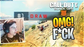 SHROUD 'S FIRST DRAW GAME IN CALL OF DUTY: BLACK OPS 4 - BLACKOUT MOMENTS