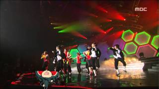 Super Junior - Rokuko, 슈퍼주니어 - 로꾸거, Music Core 20070324