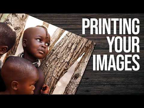 Helpful Advice on Getting Your Photos Printed Professionally
