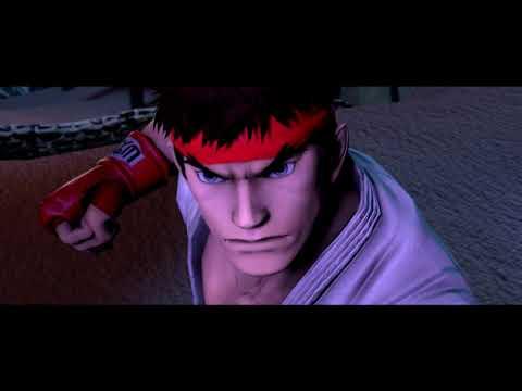 [SFM] Goku Vs Ryu Final Preview (Dragon Ball Z Vs Street Fighter)