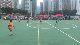 [黃大仙盃季軍戰]U12東區 vs U12東華三院冼次雲小學