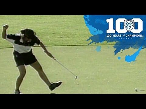 Centennial Moments: Pac-10 sweeps 1998 NCAA women's golf championships