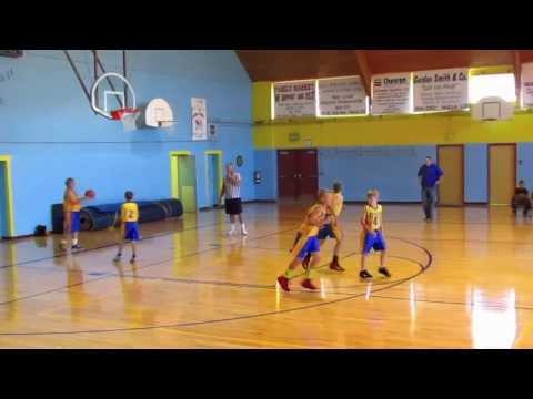 Mancos Middle School Basketball at Nucla