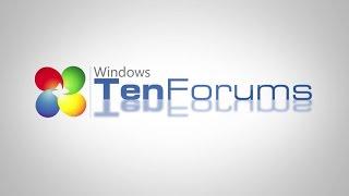 Windows 10 - Change Display Language (Final)