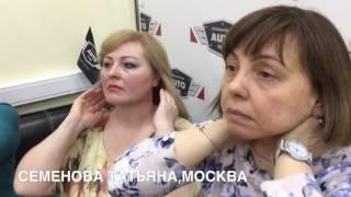 УРОК 1 Лимфодренажный массаж лица