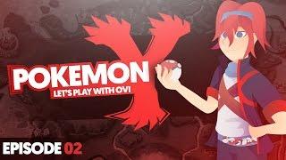 Pokemon Y LP 02-Peer Pressure!