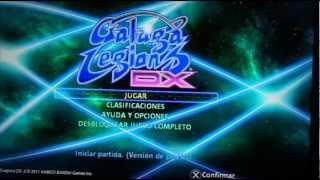 Galaga Legions DX Video Game - Video Juego