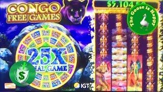 😄 ++NEW Mystery of the Congo slot machine, Happy Goose