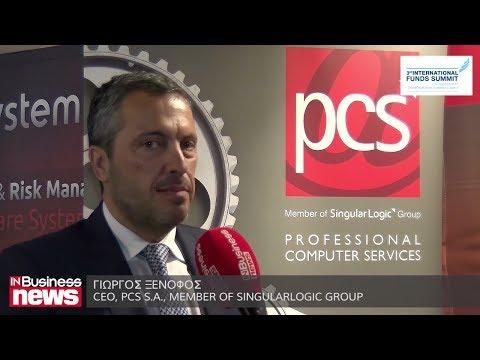3ο International Funds Summit - PCS S.A., MEMBER OF SINGULARLOGIC GROUP