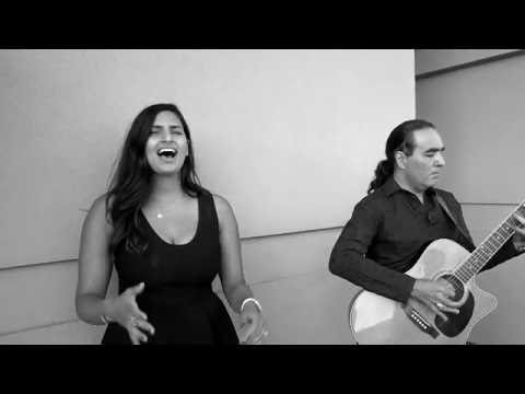 San Diego Coverband Get Groovin Acoustic Demo Stephanie Draper