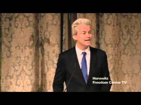 Geert Wilders speech at David Horowitz's Restoration Weekend  Palm Beach Florida 2014-11-15