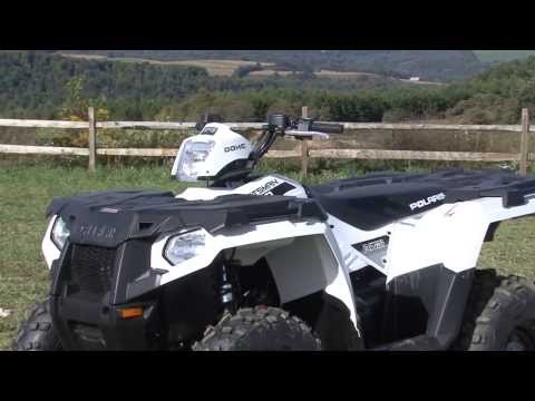 2014 Polaris Sportsman 570 First Test