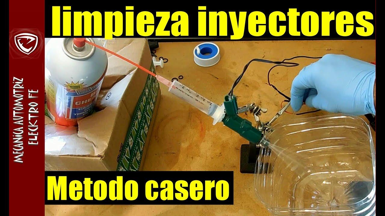 Limpiador de inyectores experimento casero barato y - Limpiador de errores gratis ...