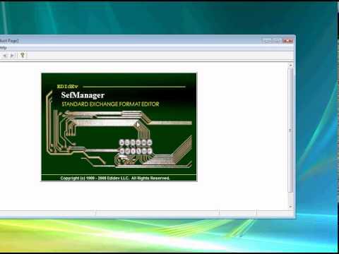 EDI Software Utilities