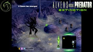 First Impressions On: Aliens Versus Predator: Extinction Pt.3 Aliens