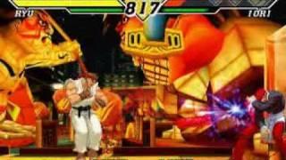 Let's Play Capcom VS Snk 2 (Dreamcast) Part 1