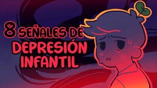 8 Señales de Depresión Infantil (Padres)   Psych2Go ESPAÑOL