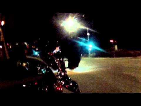 Big Bear Chopper Sled 300 night ride