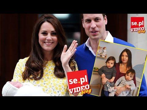 Księżna Kate poczęła w Polsce? William kazał wychłostać opiekunkę! l EWA WĄSIKOWSKA