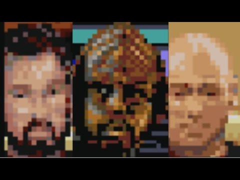 [Vinesauce] Vinny - Star Trek Games