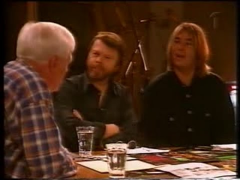 Ulvaeus & Gessle I Burnmans Spår  TV1 95-99