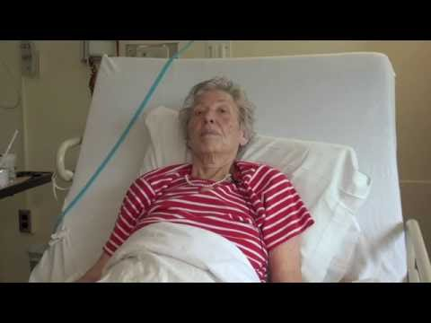 Christl shares thoughts from the palliative care unit