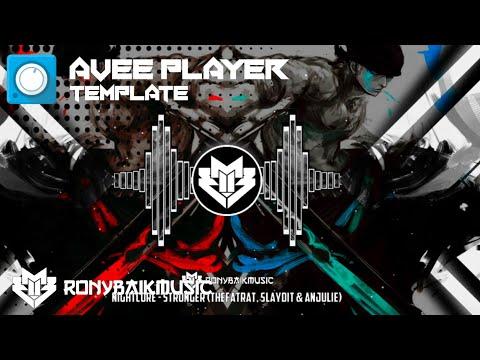 New Opening | Template 29102019 By RonybaikMusic | Avee Player Template By Ronybaik Music