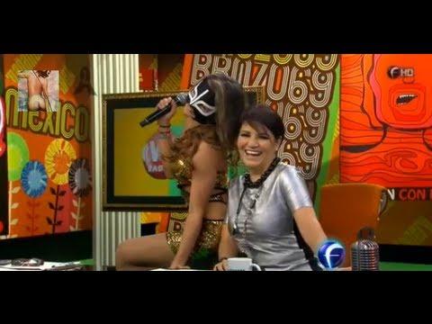 LA REATA DE BROZO COMO TUERCA Y TORNILLO 13-02-2013 - YouTube