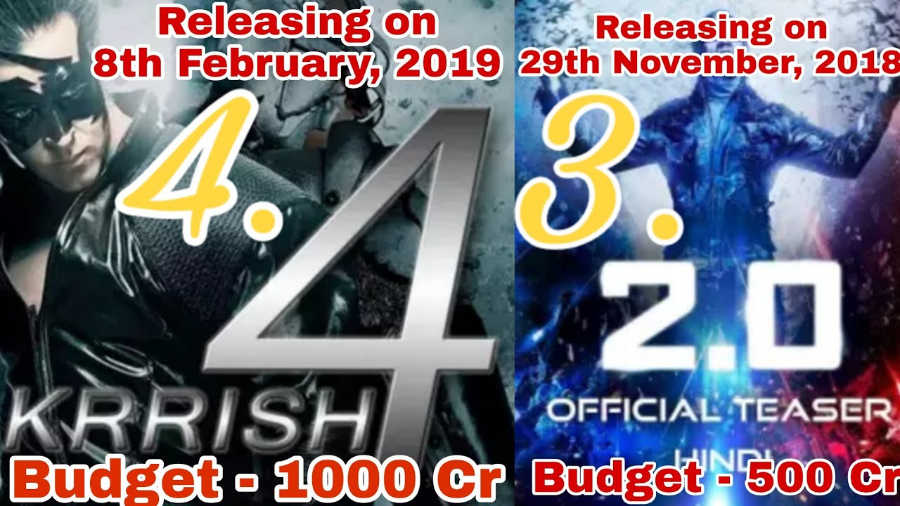 4 Upcoming Big Budget Science Fiction Bollywood Movies by Rj Channel