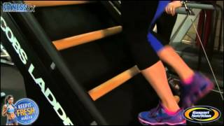 Burn Fat Fast with Jacobs Ladder