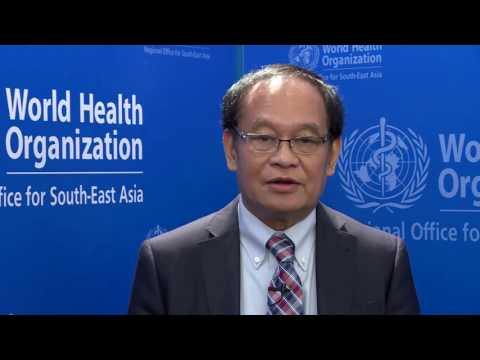 Dr Myint Htwe, Minister of Health, Myanmar, on key health sector priorities