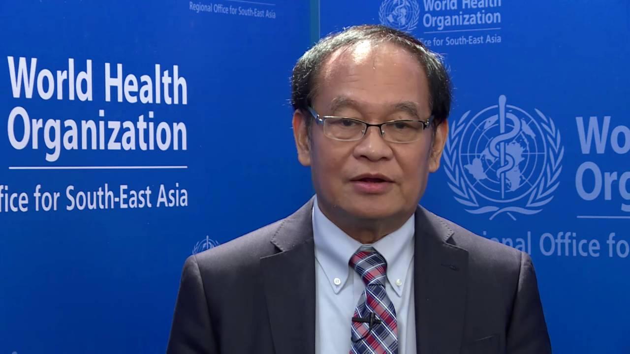 Dr Myint Htwe, Minister of Health, Myanmar, on key health sector ...