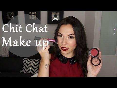 Chit Chat Makeup | Maquillaje comodín | Rbkita1987
