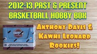 2012//13 PANINI PAST /& Hobby Caja reventón Tarjetas de baloncesto PRESENT