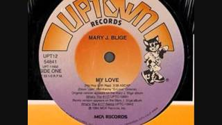 My Love - Mary J. Blige (Teddy Riley Remix)