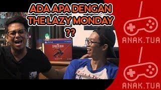 The Lazy Monday Bukan YOUTUBER ? Diundang ke Gameshow Terbesar di Dunia ? NgobrolSantay #1
