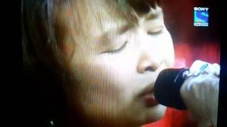 Indian Idol Junior .. Priyam Borpatra Gohain