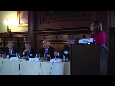 2017 9th Annual New York Maritime Forum - Marine Insurance