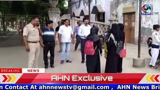 A college in Uttar Pradesh's Firozabad district has banned entry of girl students wearing Burqa