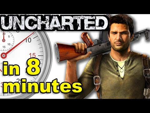 The Complete History of Uncharted - A Brief History