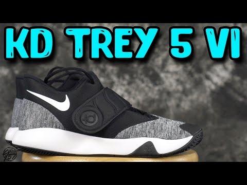 Nike KD Trey 5 VI First Impressions!
