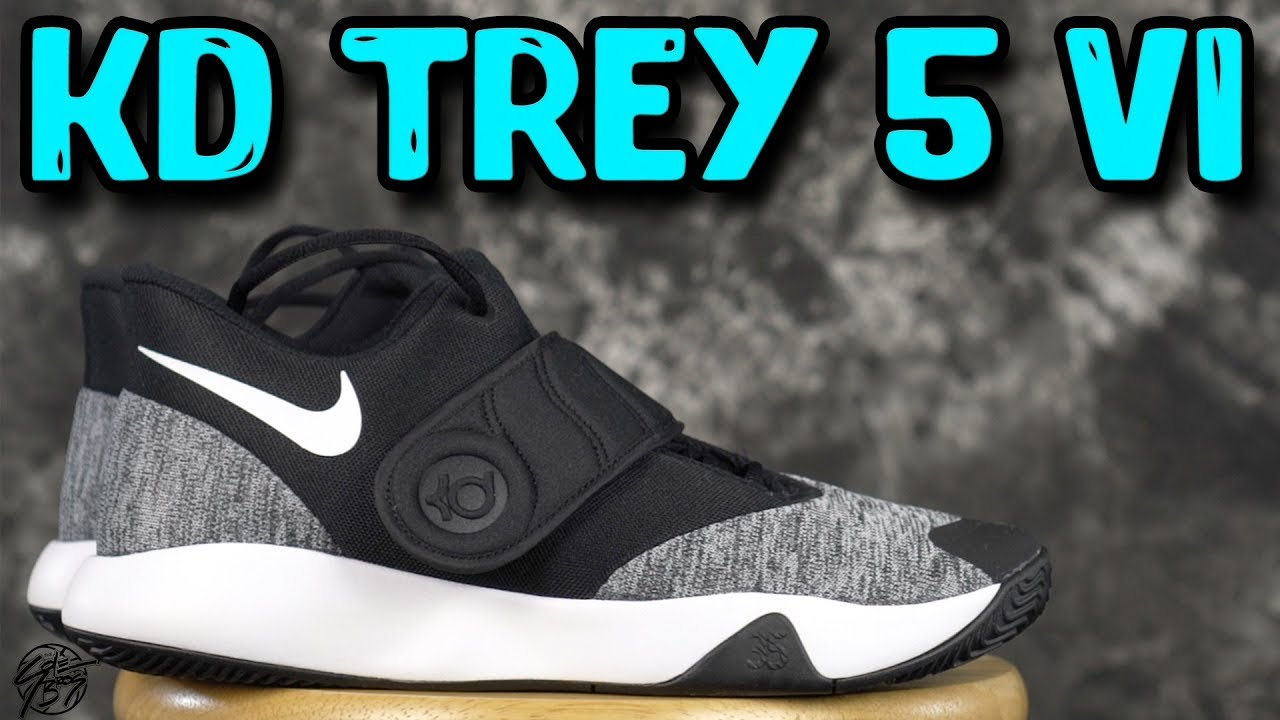 02bb1b0c5ec0 Nike KD Trey 5 VI First Impressions! - YouTube