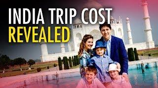 Trudeau's humiliating India trip cost $1.5M | Ezra Levant