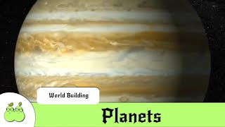 World Building For Dummies 1: Planets