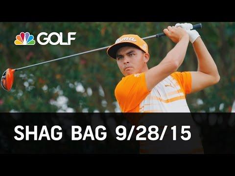 Monday Scramble's Shag Bag 9/28/15   Golf Channel