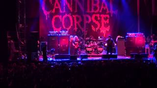 CANNIBAL CORPSE - A Skull Full of Maggots / Hammer Smashed Face