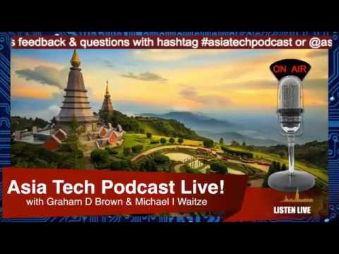 ATP28 | What Makes a Great StartUp City in Asia? | AsiaTechPodcast.com